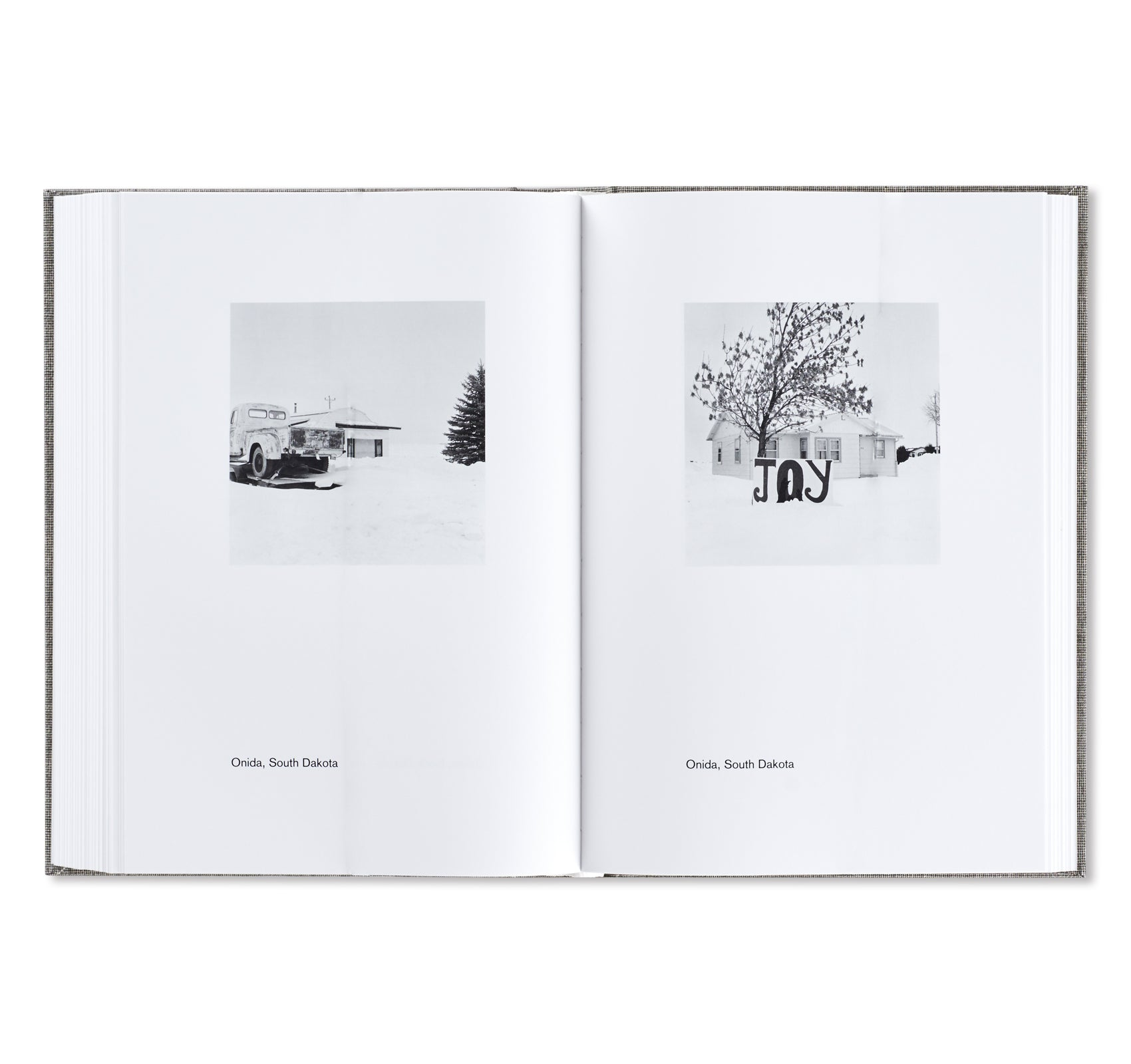 AMERICAN WINTER by Gerry Johansson [SPECIAL EDITION]
