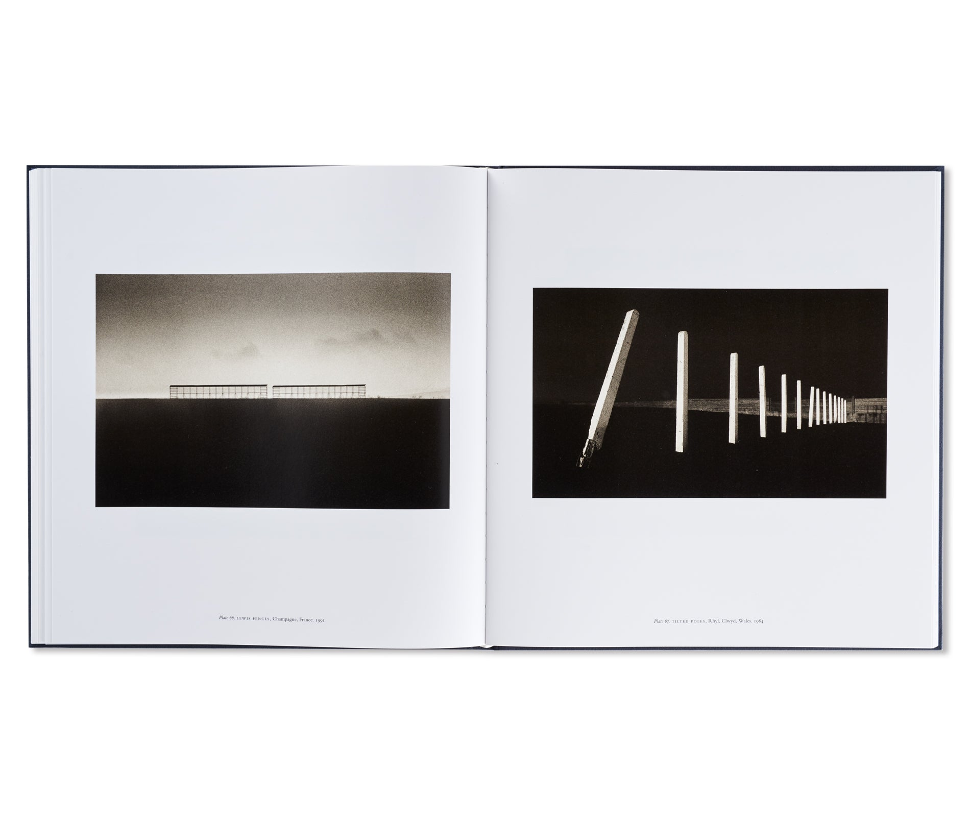A TWENTY YEAR RETROSPECTIVE by Michael Kenna
