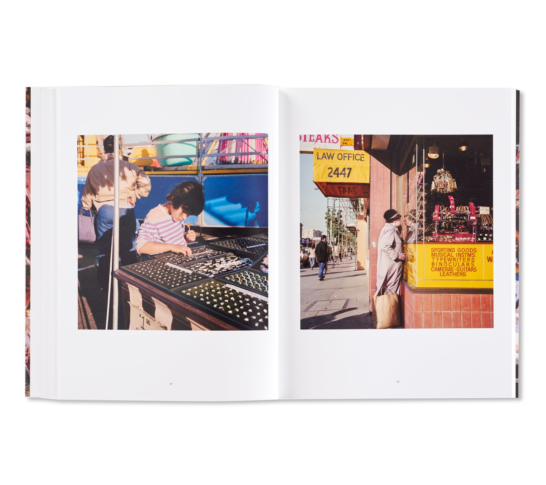 PUBLIC MATTERS by Janet Delaney [SIGNED]