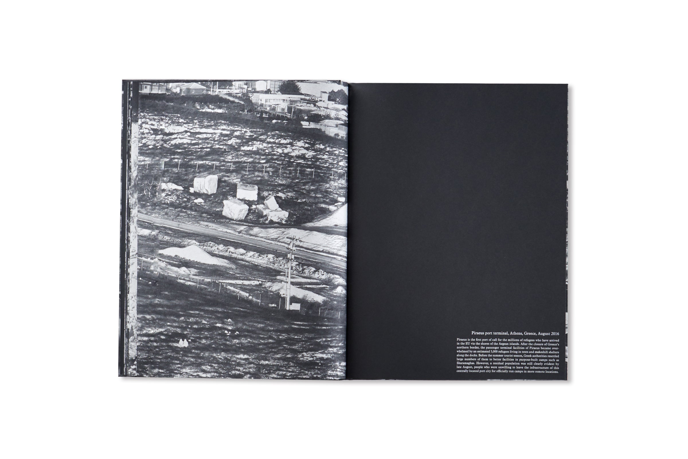 THE CASTLE by Richard Mosse [FIRST EDITION, SECOND PRINTING]