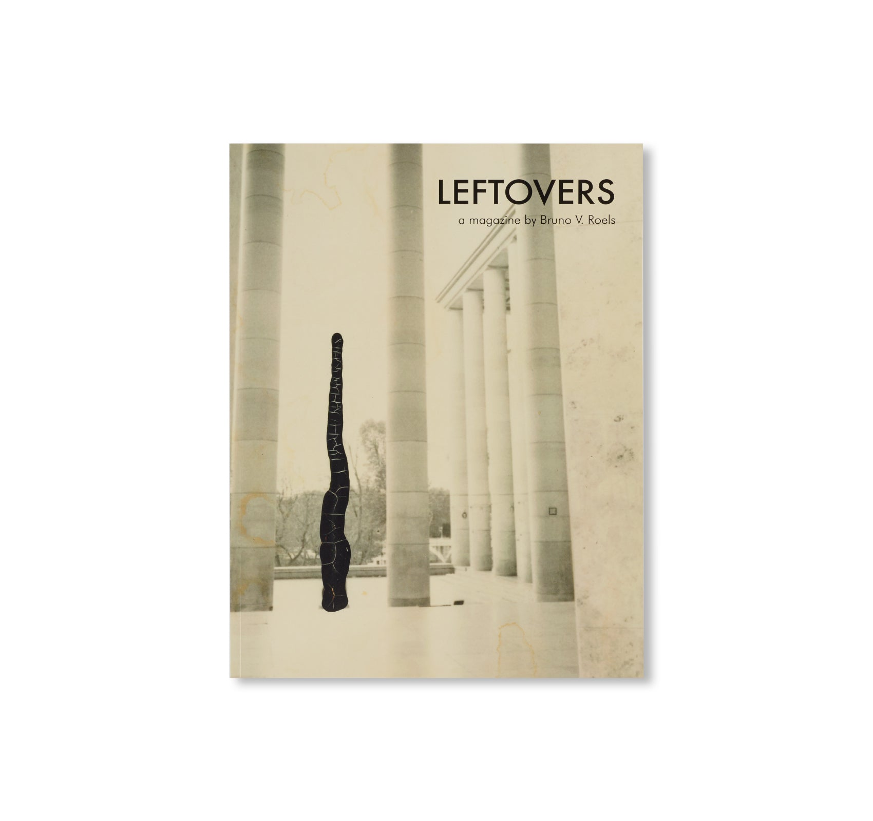LEFTOVERS by Bruno V. Roels