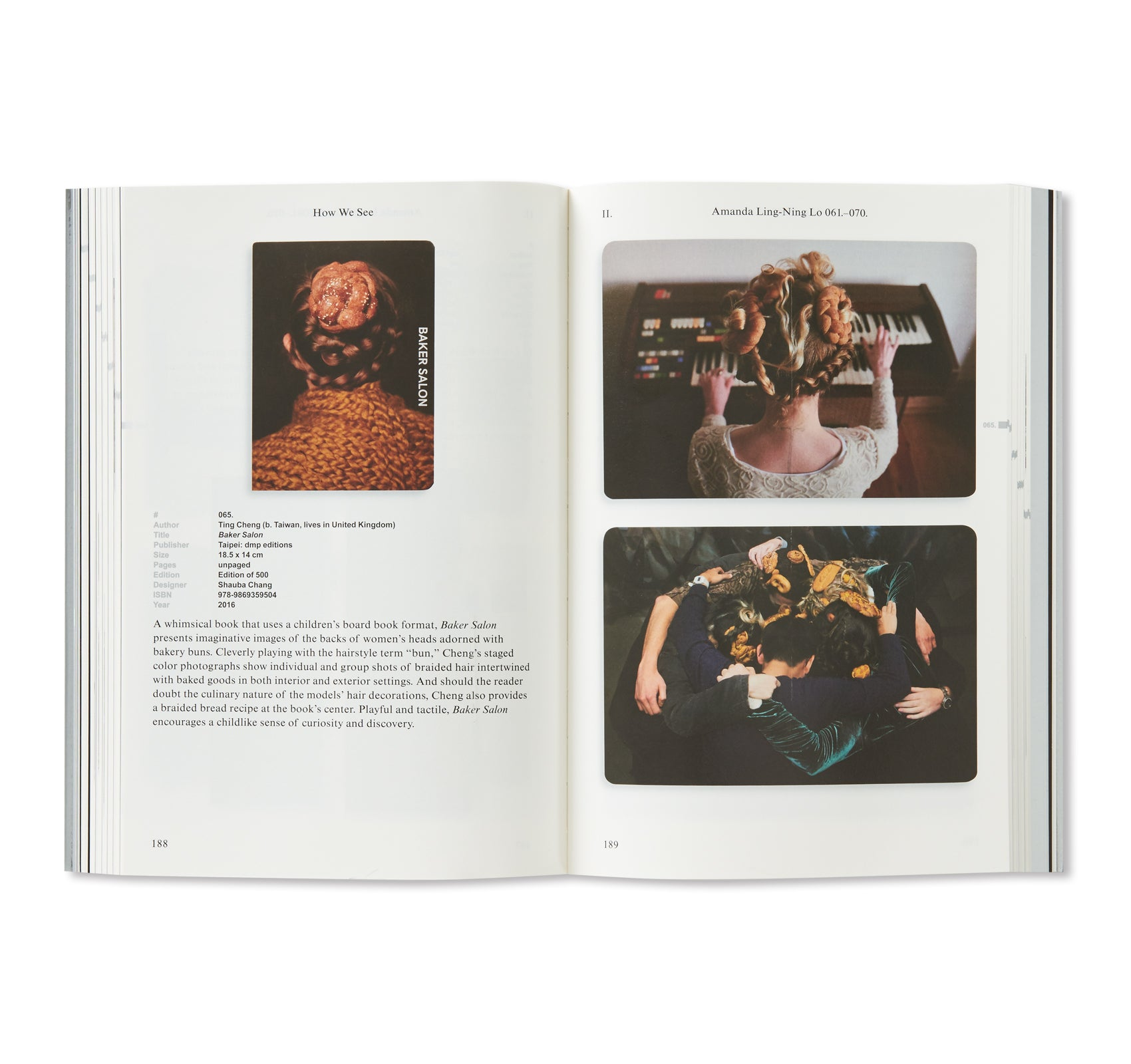 HOW WE SEE: PHOTOBOOKS BY WOMEN