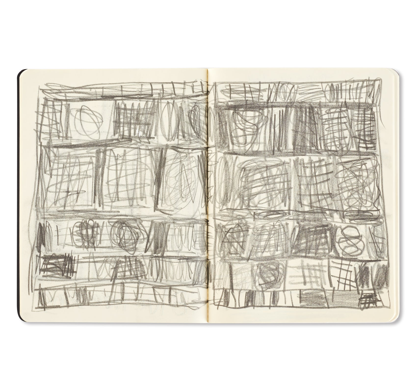 SKETCHBOOK by Stanley Whitney