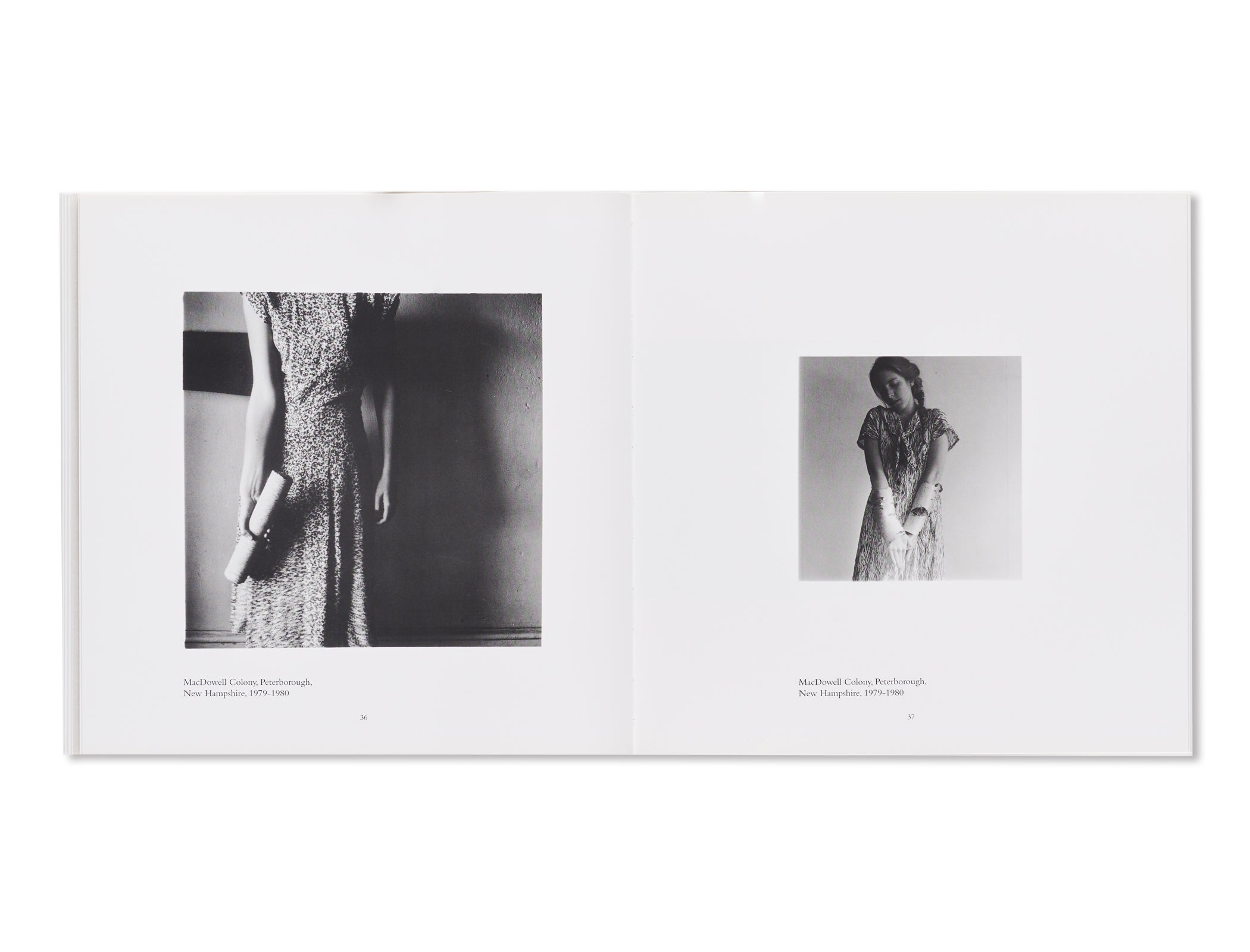 PHOTOGRAPHS 1975-1980 by Francesca Woodman