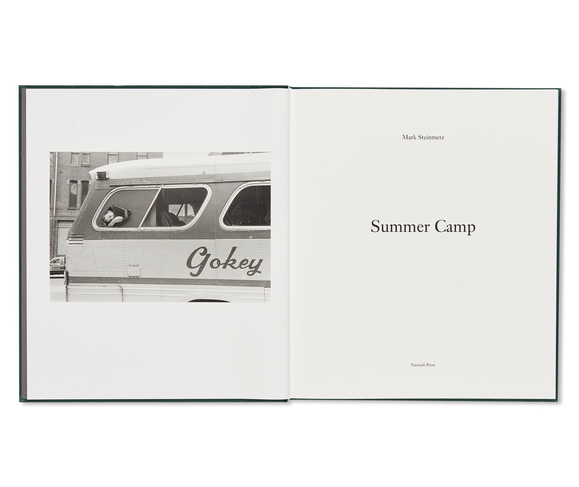 SUMMER CAMP by Mark Steinmetz