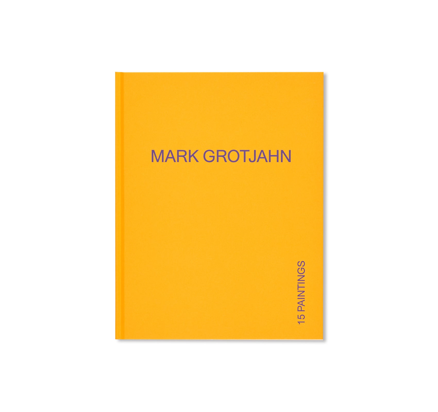 15 PAINTINGS by Mark Grotjahn