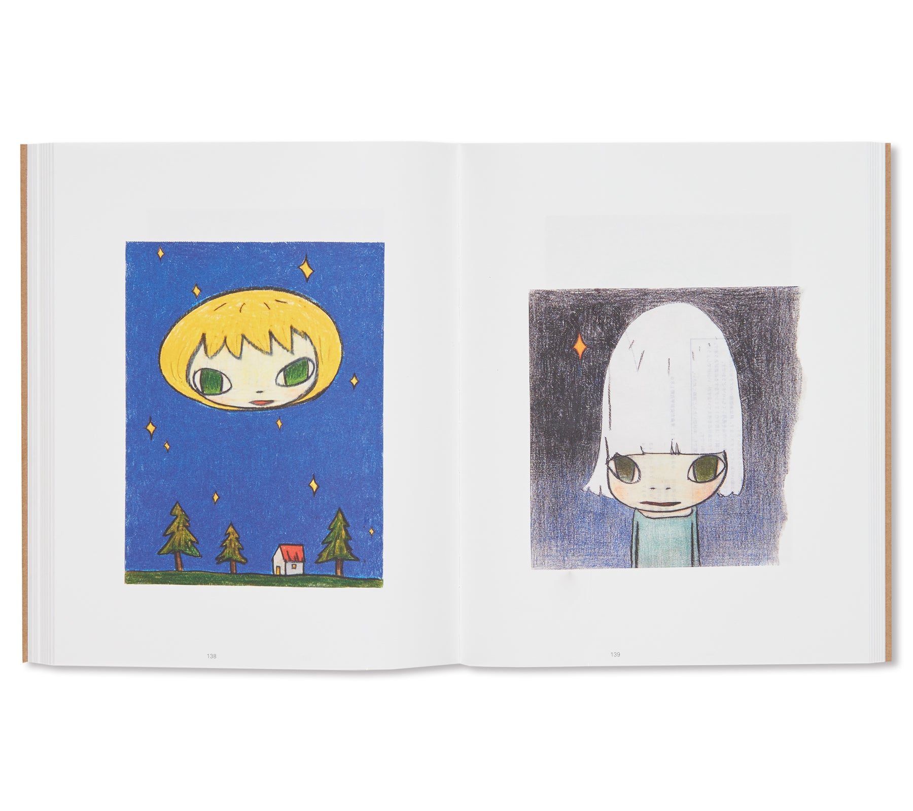 DRAWINGS 1984-2013 by Yoshitomo Nara [SALE]