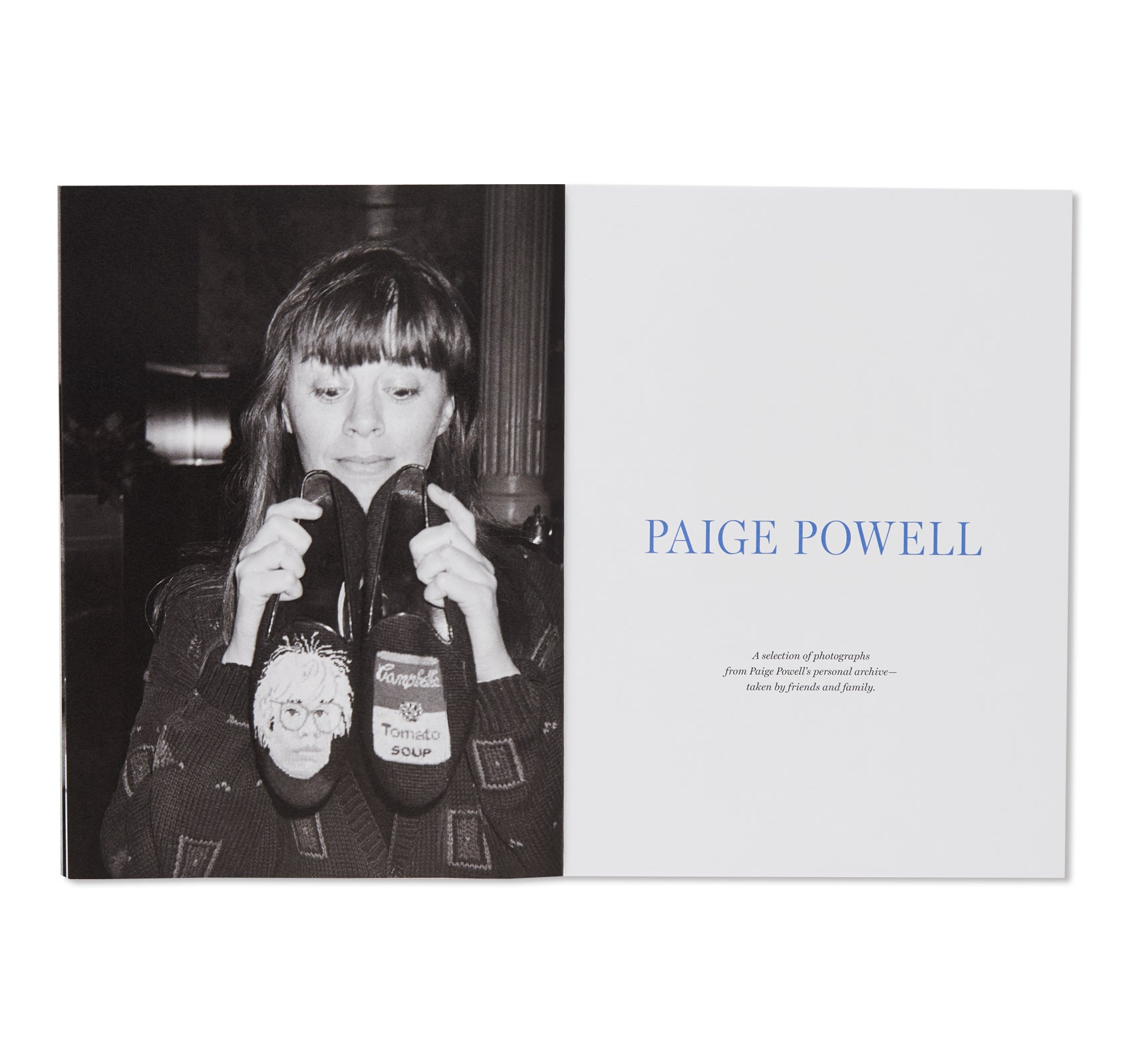 PAIGE POWELL by Paige Powell
