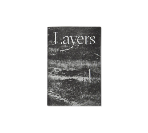 LAYERS by Jonathan Liu [SIGNED]