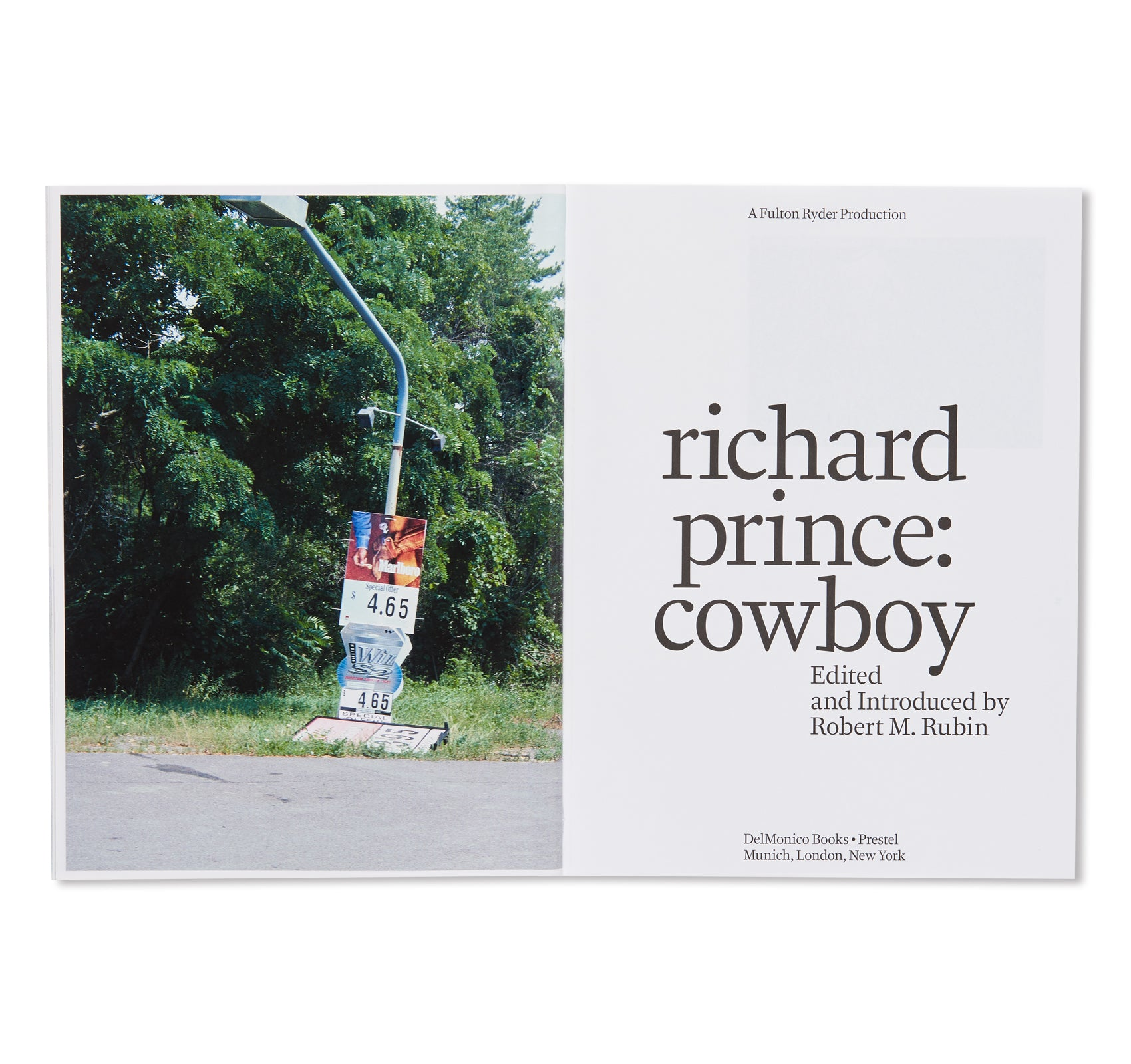 COWBOY by Richard Prince