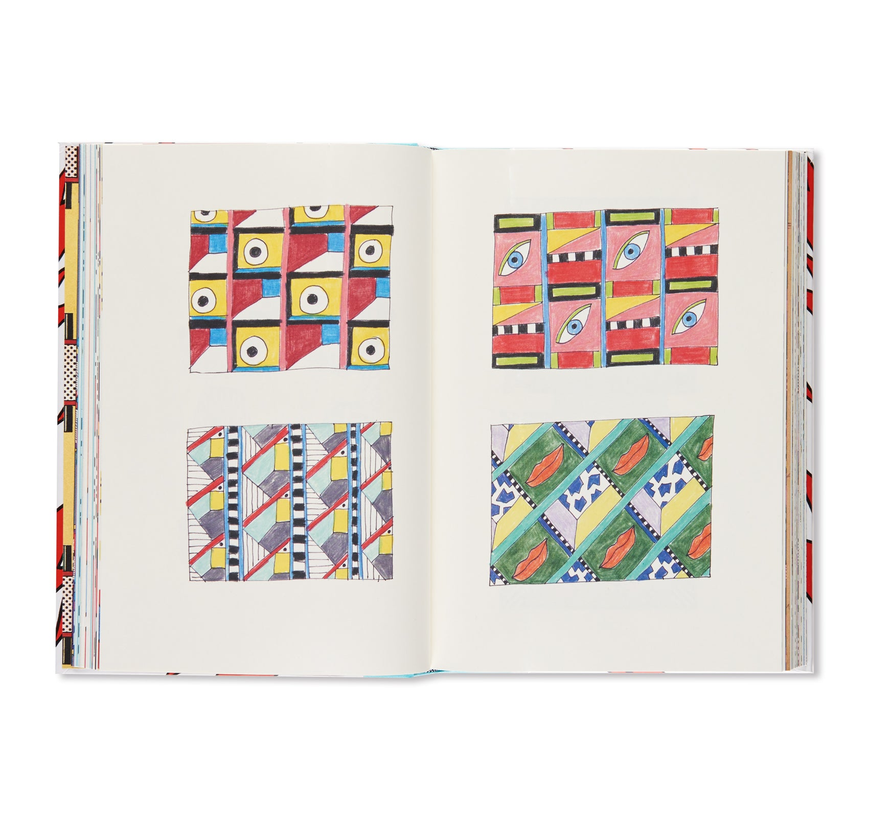DON'T TAKE THESE DRAWINGS SERIOUSLY 1981-1987 by Nathalie Du Pasquier