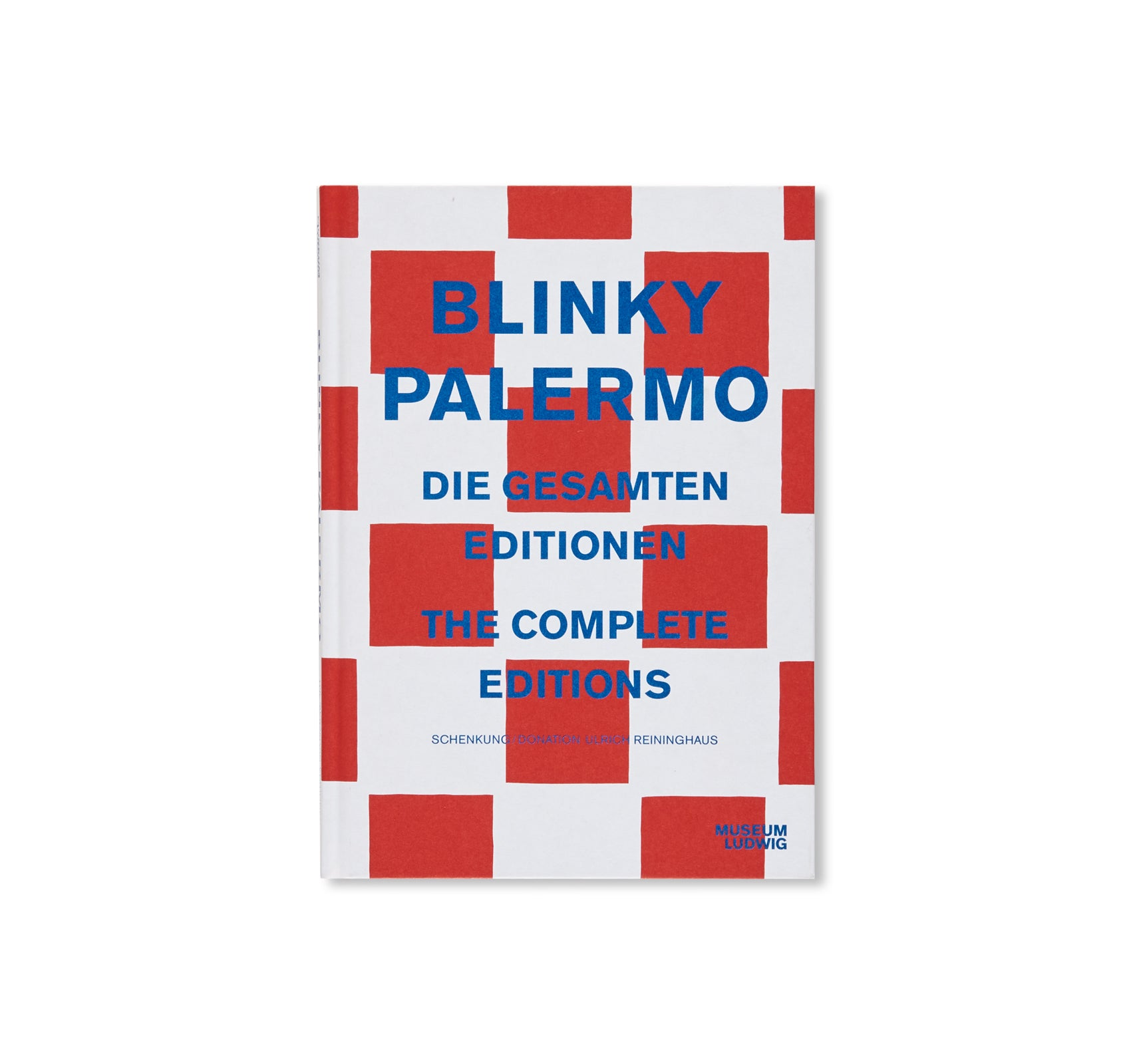 THE COMPLETE EDITIONS by Blinky Palermo