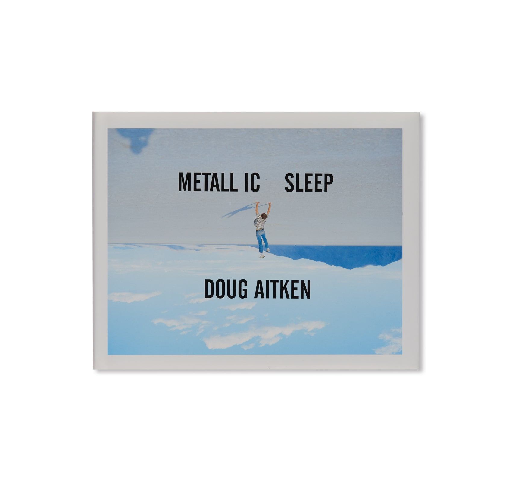 METALLIC SLEEP by Doug Aitken