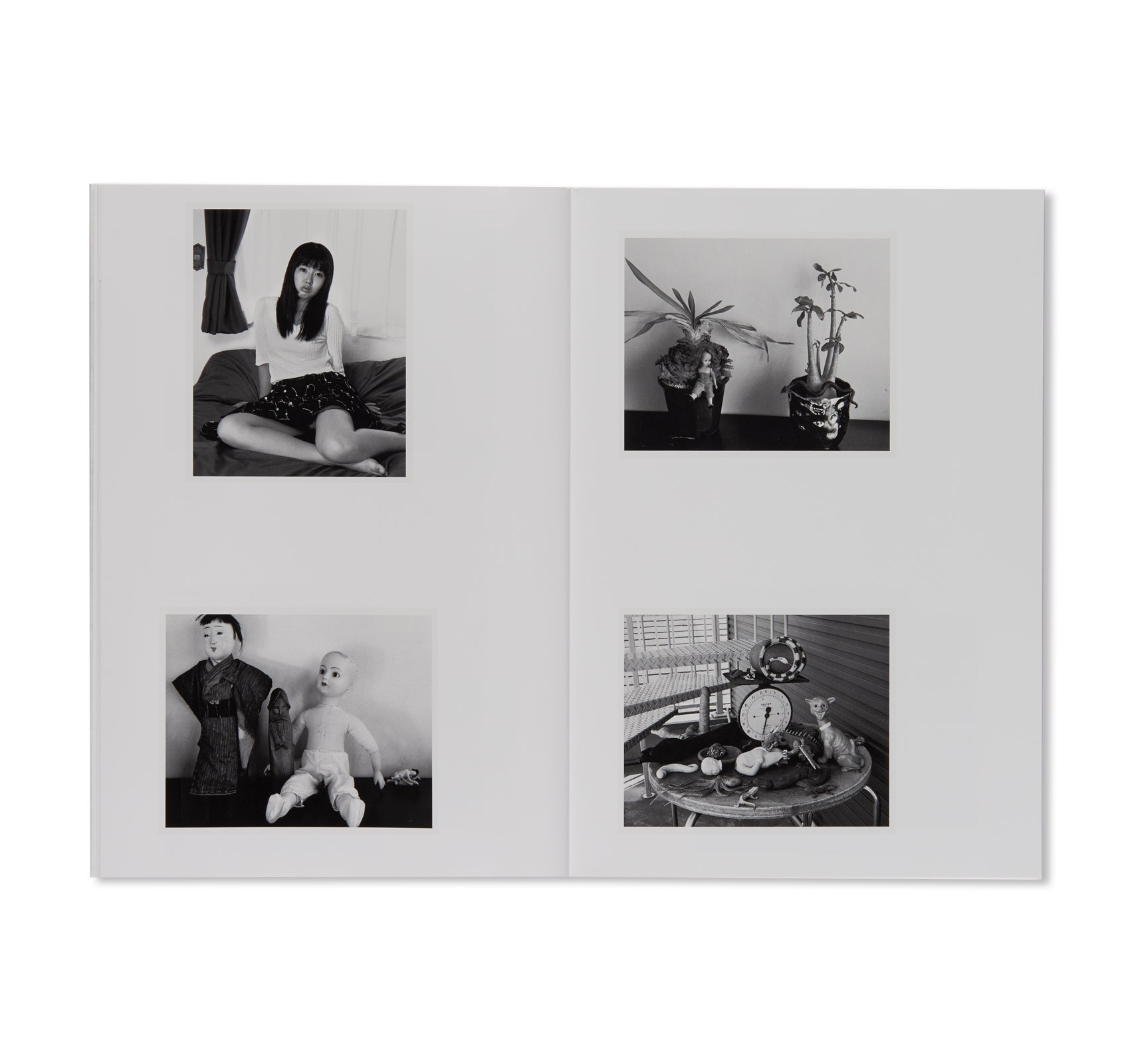 LOVE-DREAM, LOVE-NOTHING by Nobuyoshi Araki