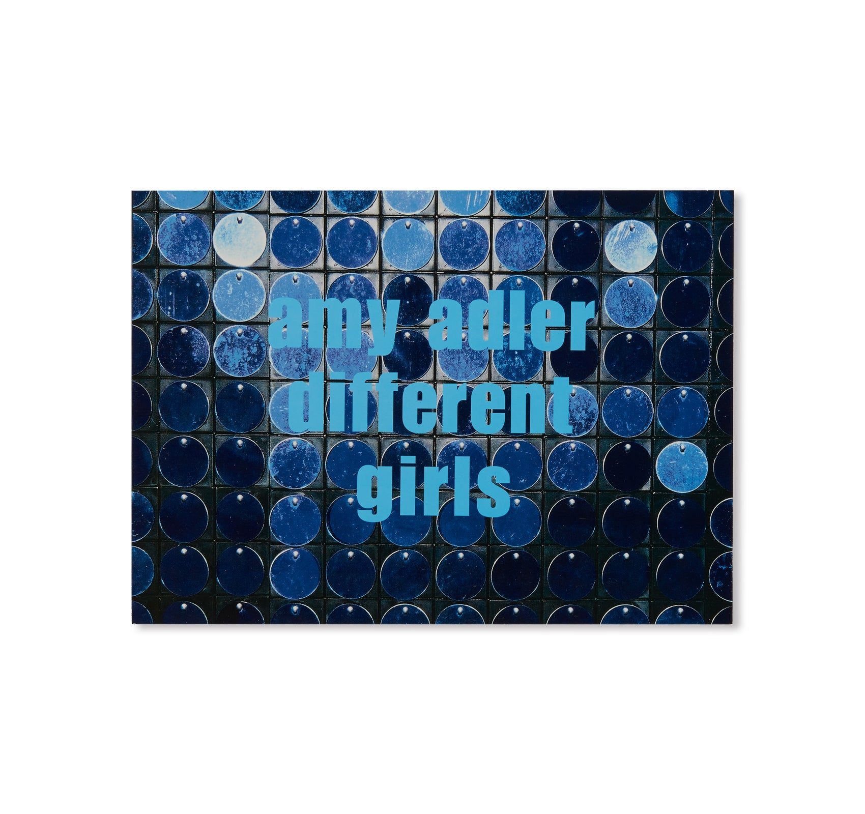 DIFFERENT GIRLS by Amy Adler