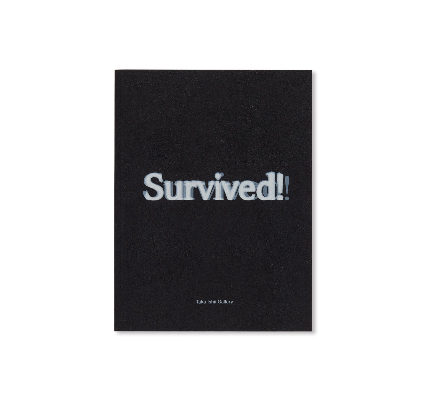 TAKA ISHII GALLERY 25TH  ANNIVERSARY CATALOGUE - SURVIVED!
