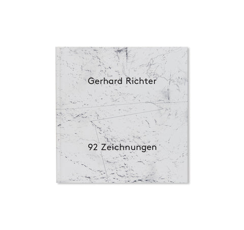 92 ZEICHNUNGEN / 92 DRAWINGS by Gerhard Richter