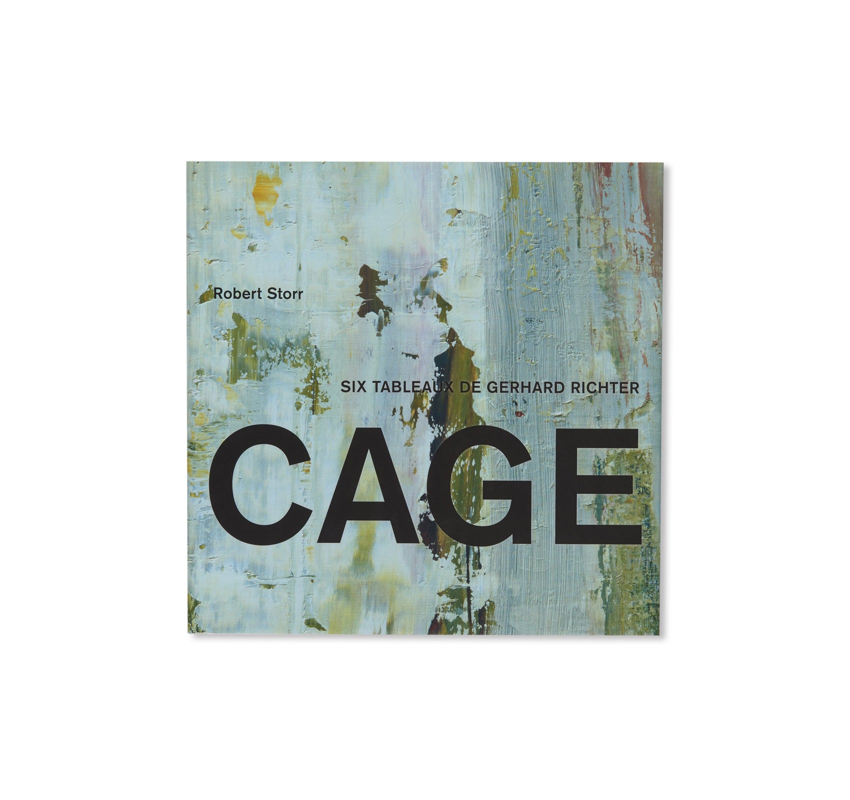 CAGE by Gerhard Richter