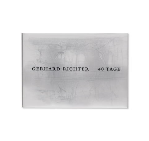 40 TAGE by Gerhard Richter