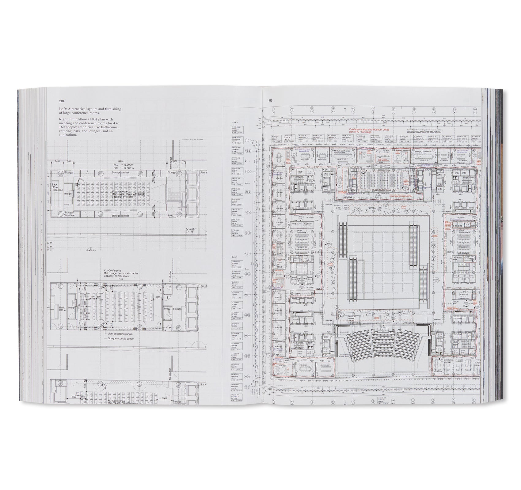 A BOOK ABOUT A LARGE BUILDING RECENTLY BUILT IN ASIA & AMOREPACIFIC HEADQUARTER by David Chipperfield