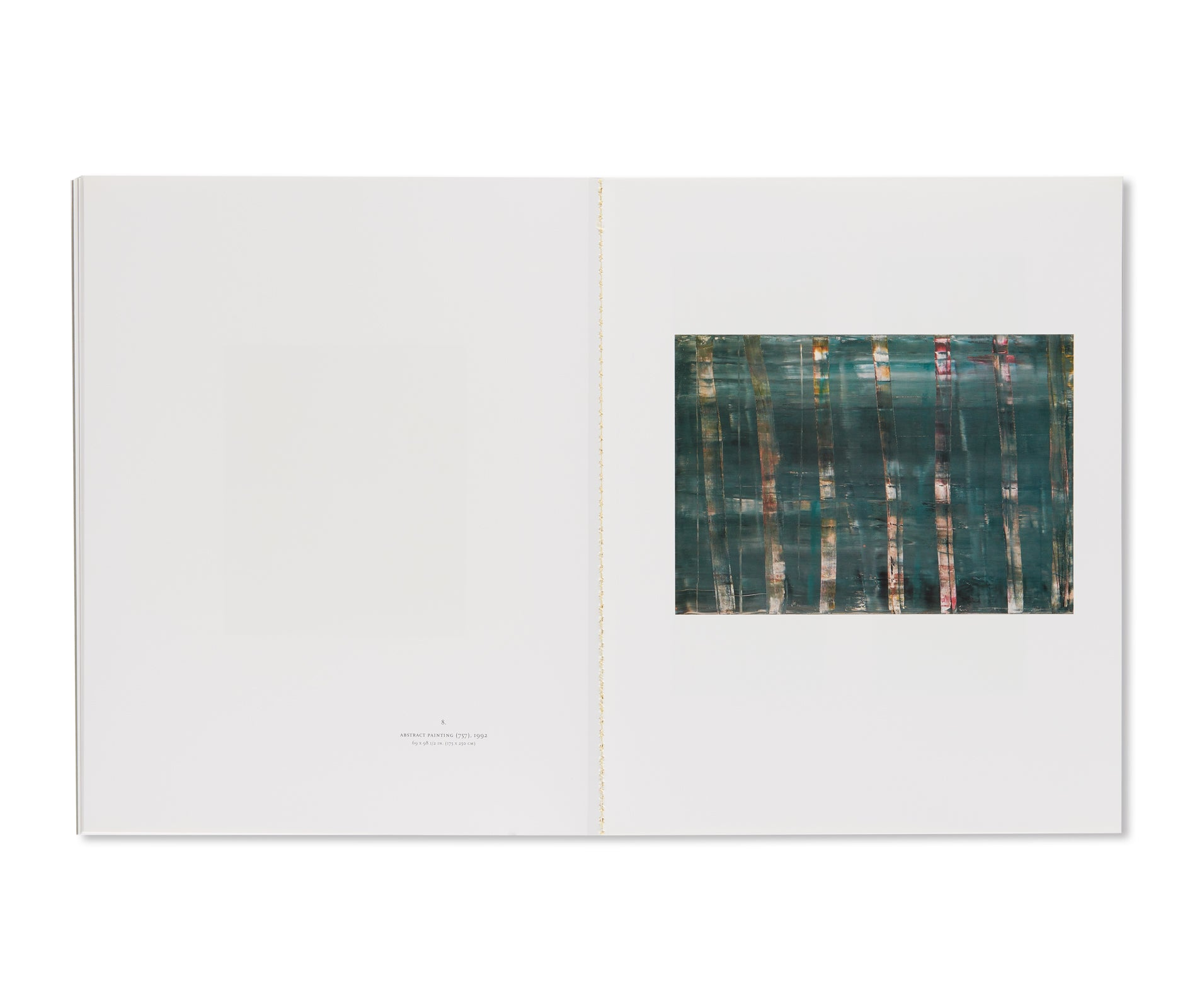DOCUMENTA IX, 1992 / MARIAN GOODMAN GALLERY, 1993 by Gerhard Richter