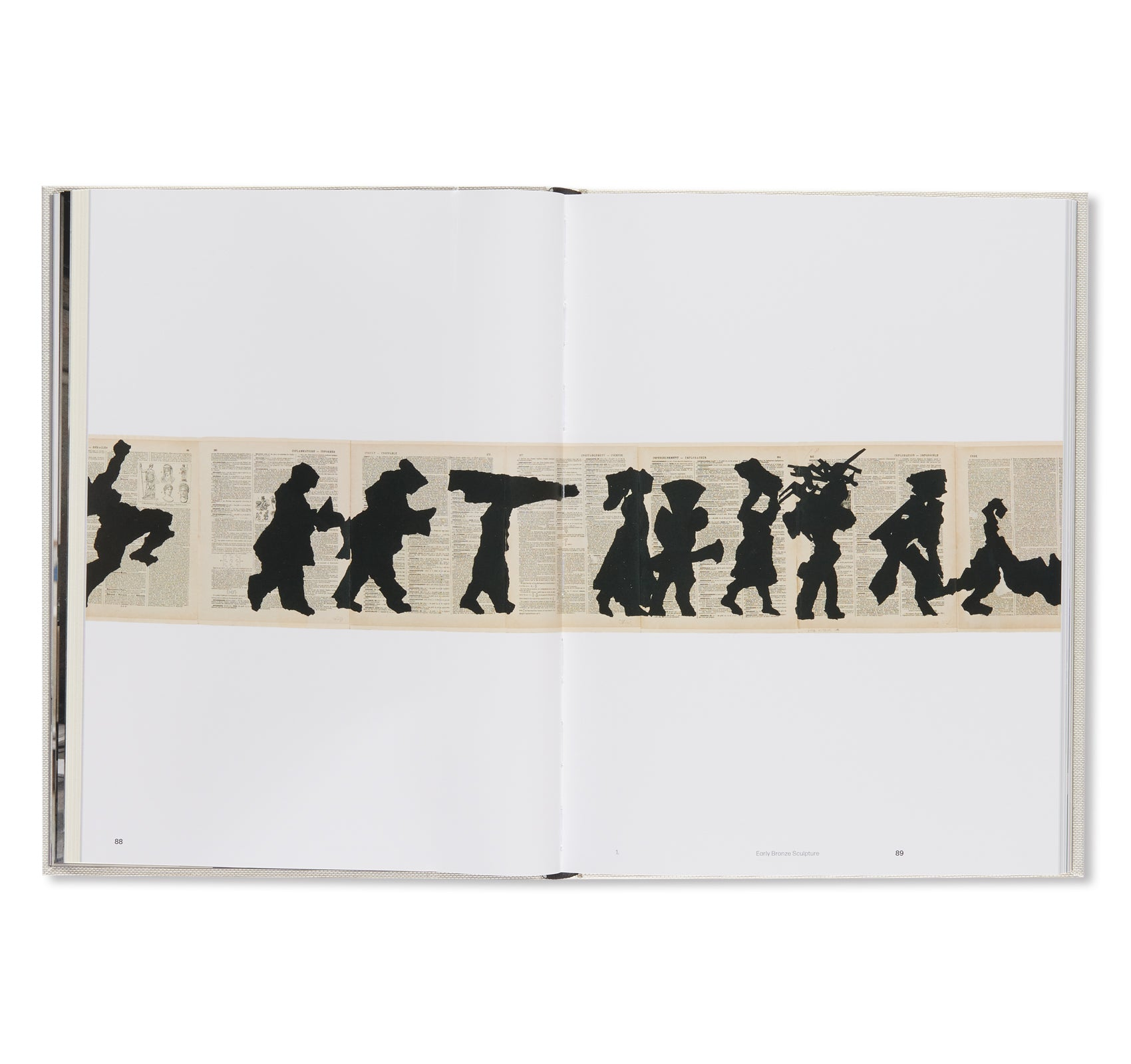 WHY SHOULD I HESITATE by William Kentridge [SPECIAL EDITION]