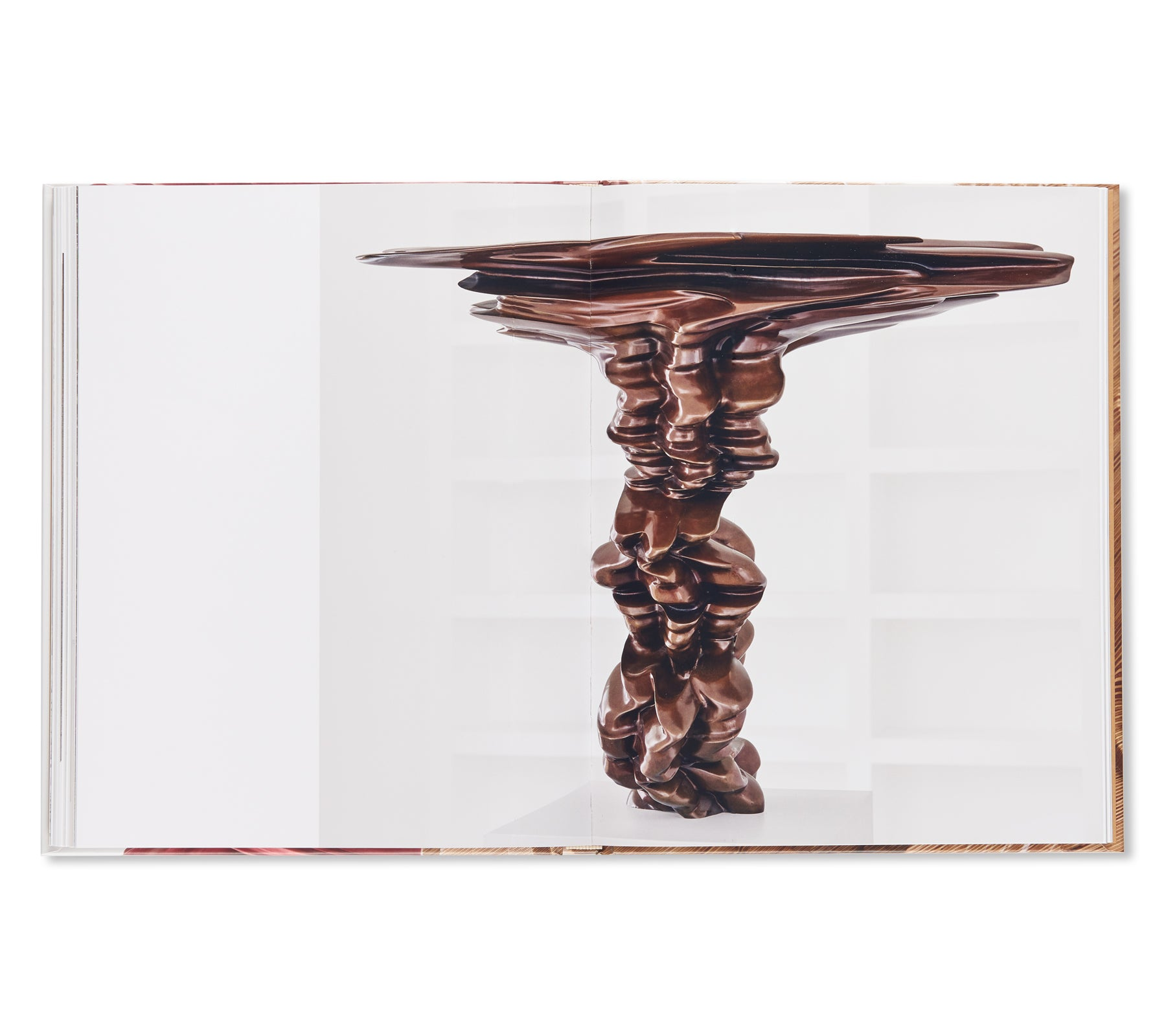 STACKS by Tony Cragg
