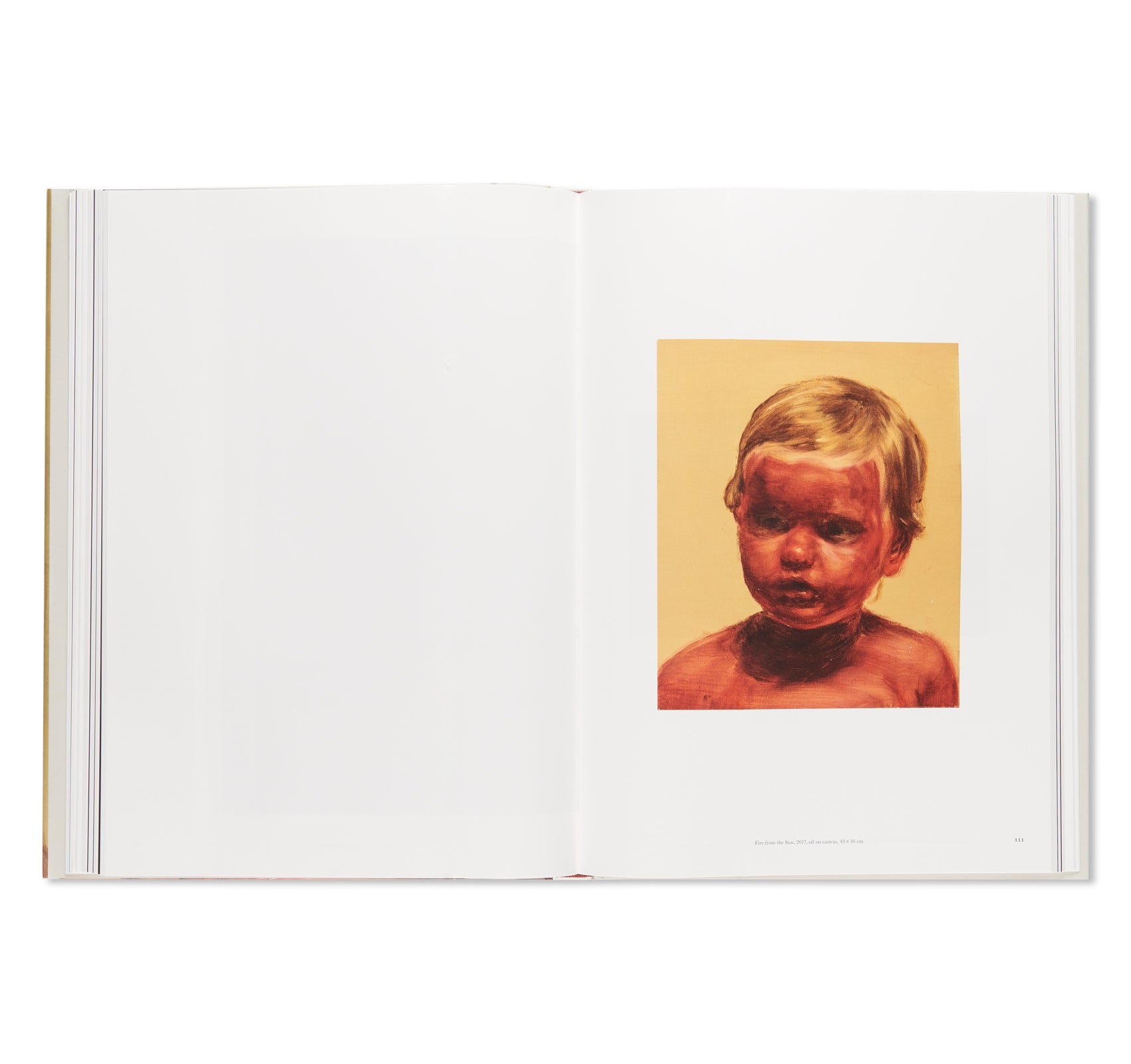 THE BADGER'S SONG by Michaël Borremans [SALE]