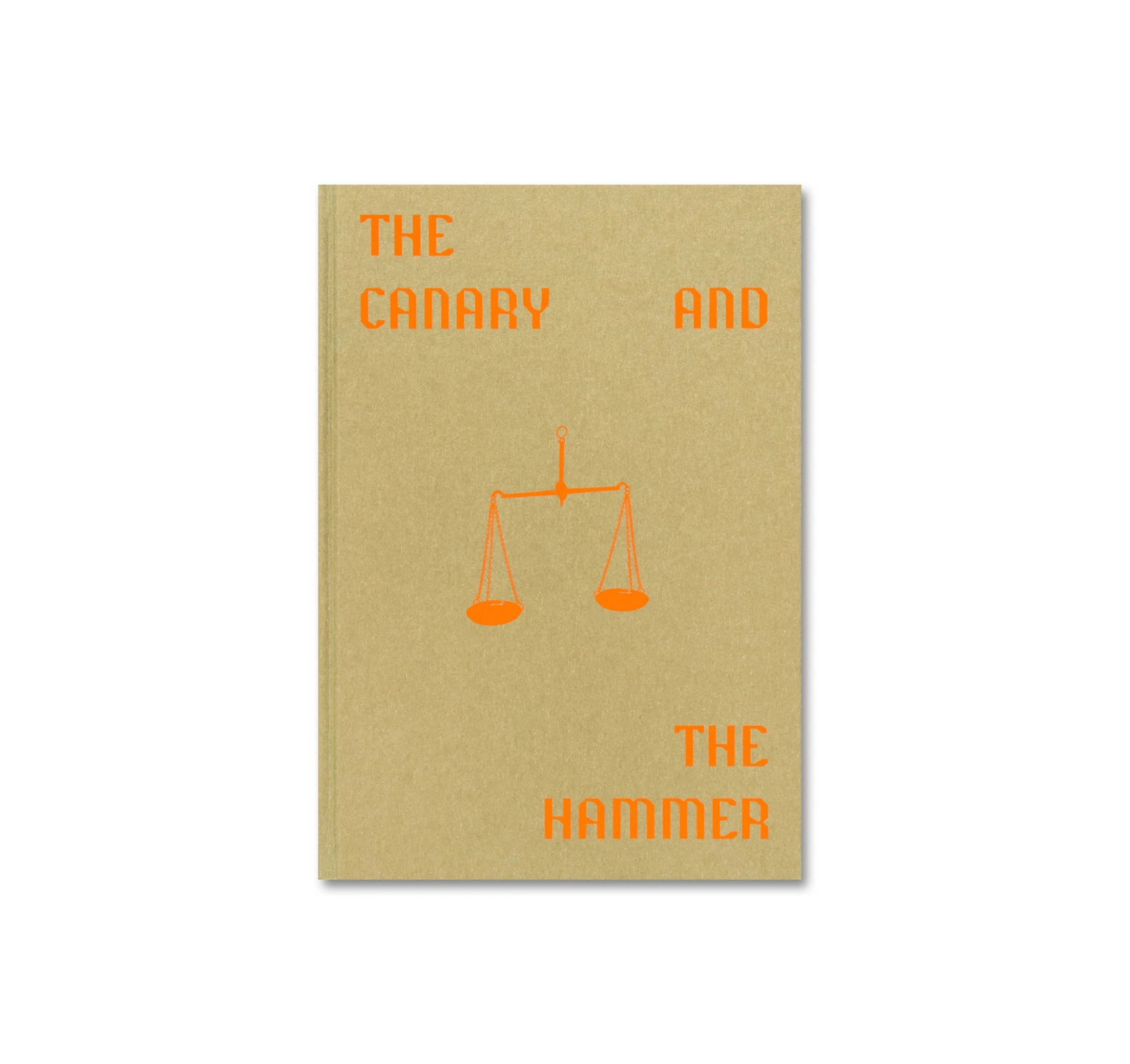 THE CANARY AND THE HAMMER by Lisa Barnard