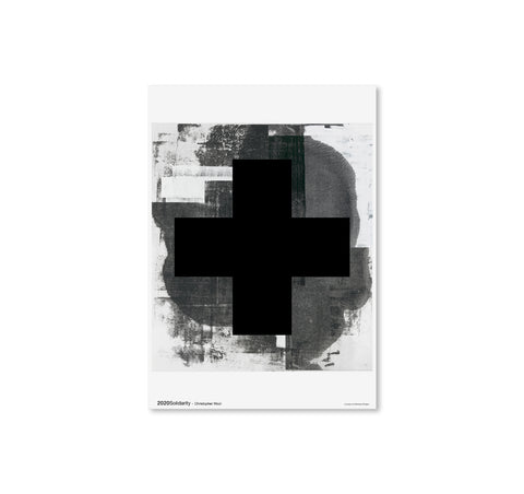 UNTITLED (WOOL POSTER BETWEEN BRIDGES) by Christopher Wool