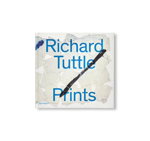 PRINTS by Richard Tuttle