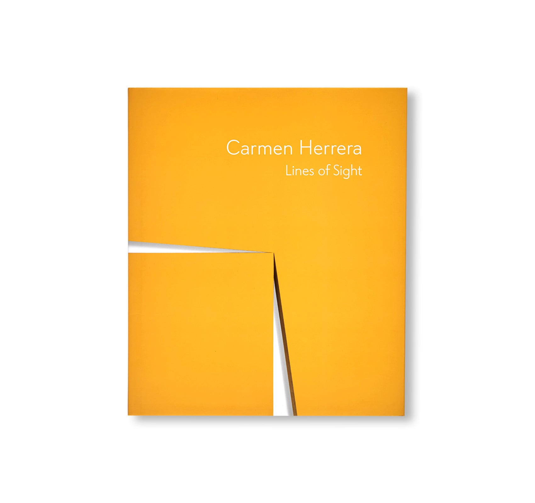 LINES OF SIGHT by Carmen Herrera