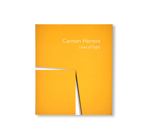 LINES OF SIGHT by Carmen Herrera [SALE]