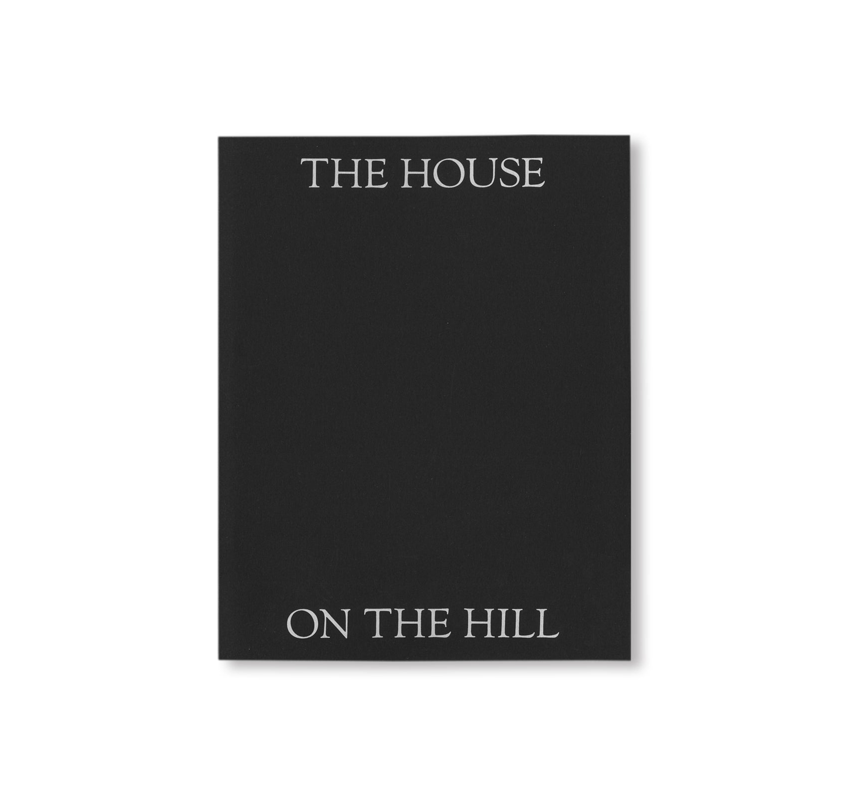 THE HOUSE ON THE HILL by Jørn Aagaard