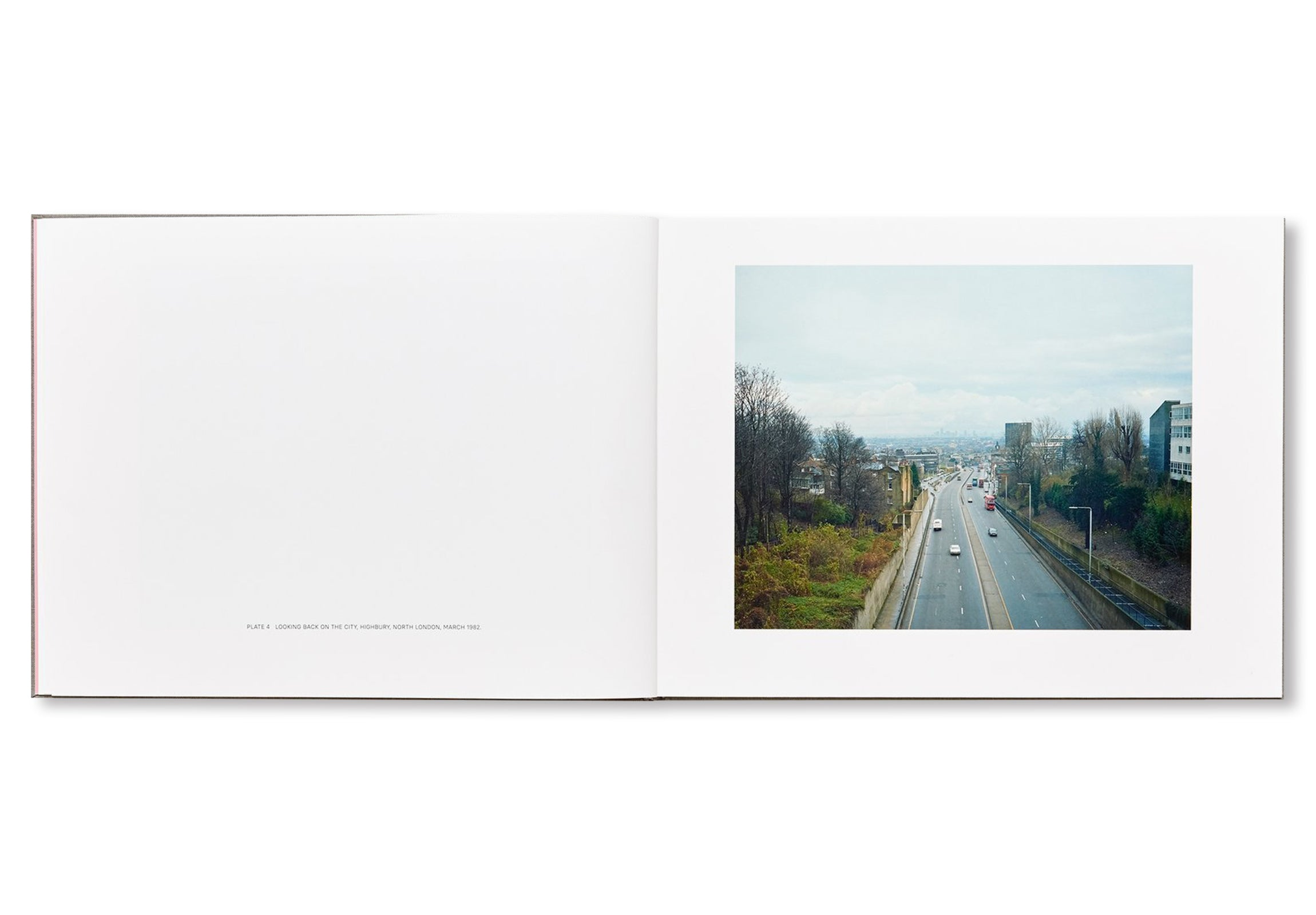 A1 - THE GREAT NORTH ROAD by Paul Graham [FIRST EDITION, SECOND PRINTING]