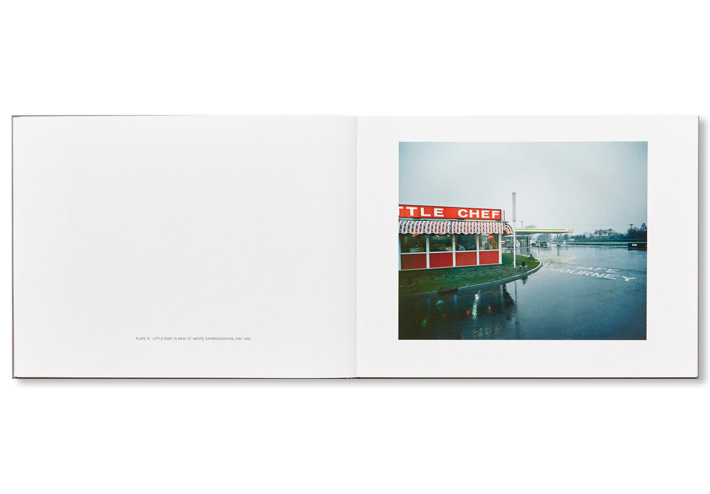 A1 - THE GREAT NORTH ROAD by Paul Graham [SIGNED]