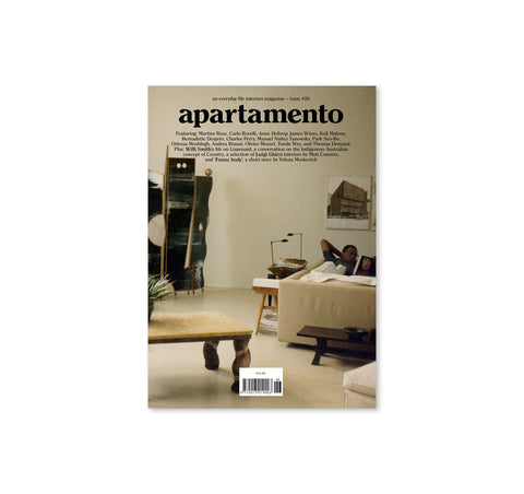 APARTAMENTO ISSUE #26 Autumn/Winter 2020-21 [SALE]