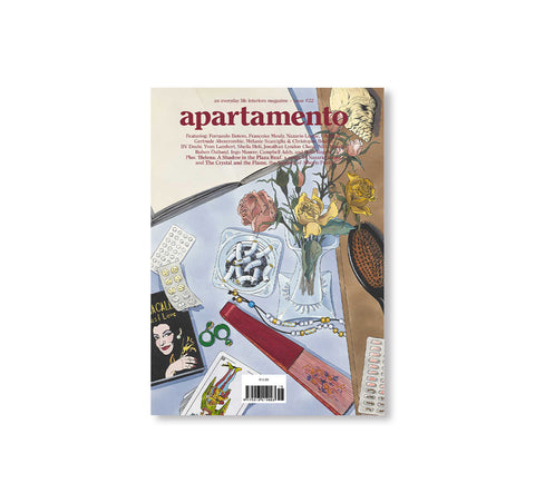 APARTAMENTO ISSUE #22 Autumn/Winter 2018-19