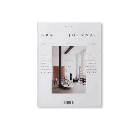 ARK JOURNAL VOLUME II AUTUMN/WINTER 2019 [SALE]