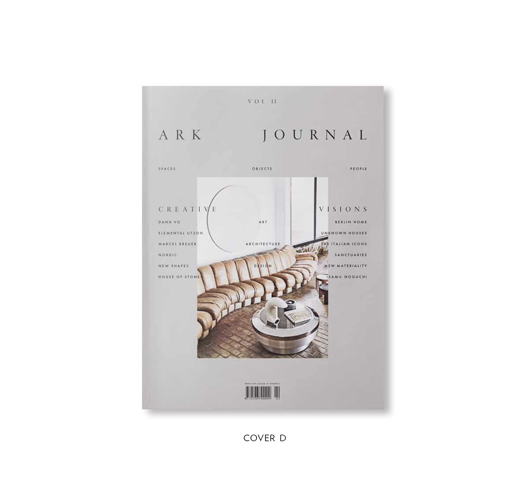ARK JOURNAL VOLUME II AUTUMN/WINTER 2019