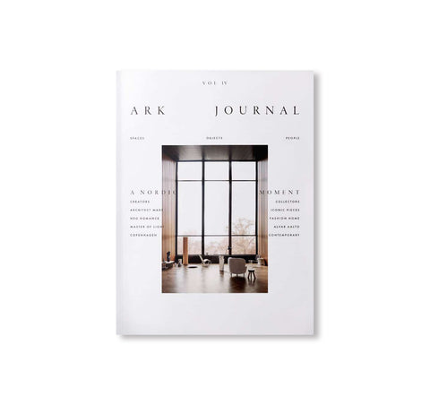 ARK JOURNAL VOLUME IV AUTUMN/WINTER 2020 [SALE]