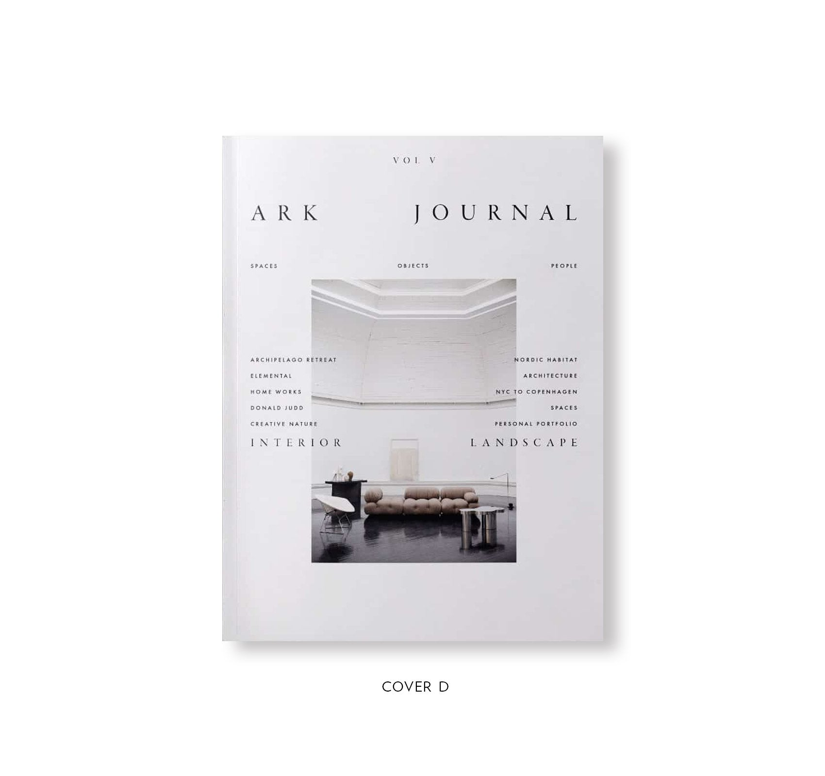 ARK JOURNAL VOLUME V SPRING/SUMMER 2021