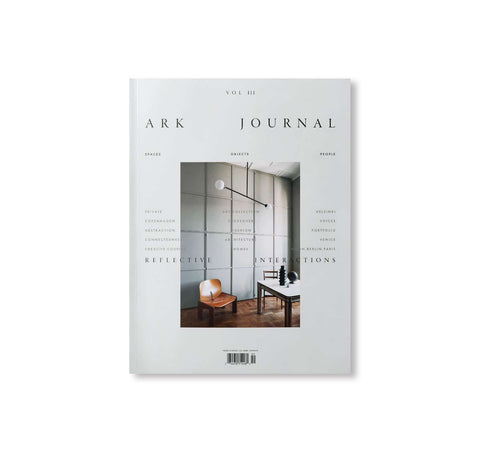 ARK JOURNAL VOLUME III SPRING/SUMMER 2020 [SALE]