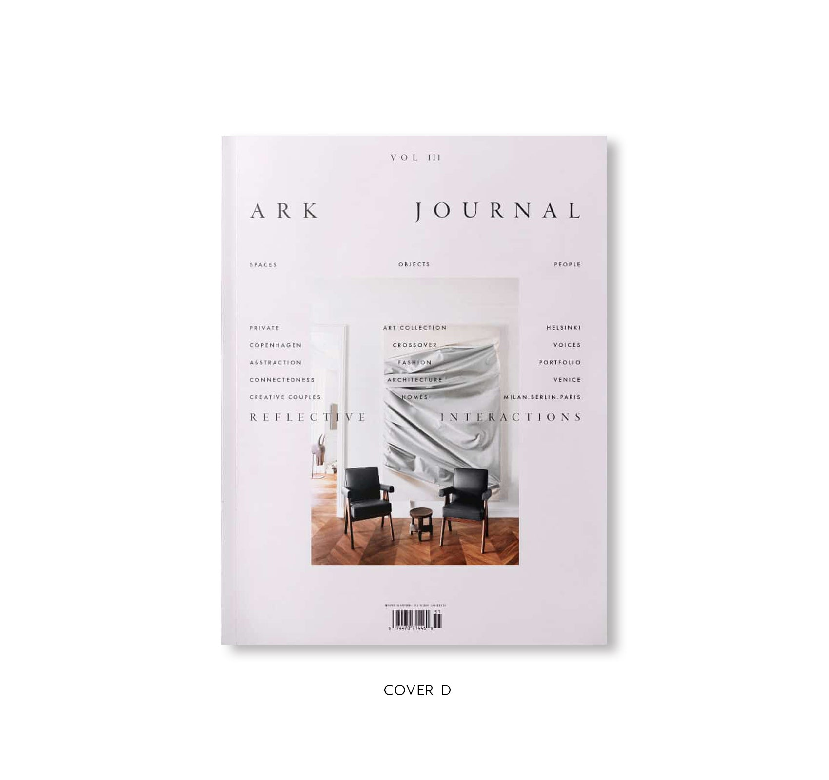 ARK JOURNAL VOLUME III SPRING/SUMMER 2020