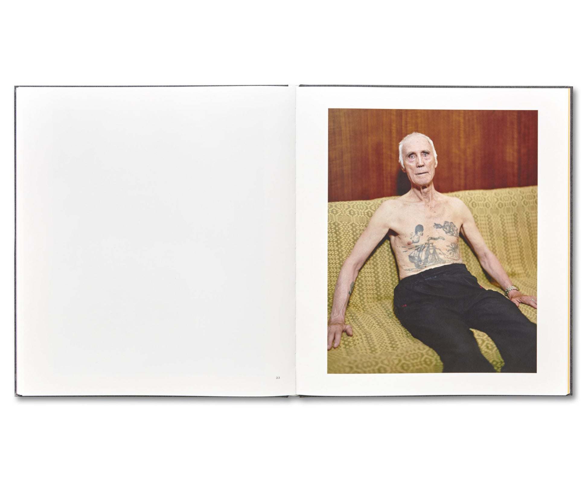 I KNOW HOW FURIOUSLY YOUR HEART IS BEATING by Alec Soth [SIGNED]