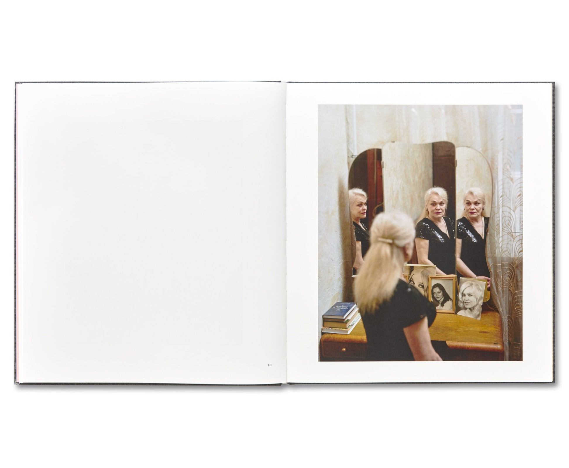 I KNOW HOW FURIOUSLY YOUR HEART IS BEATING by Alec Soth [SPECIAL EDITION (A)]