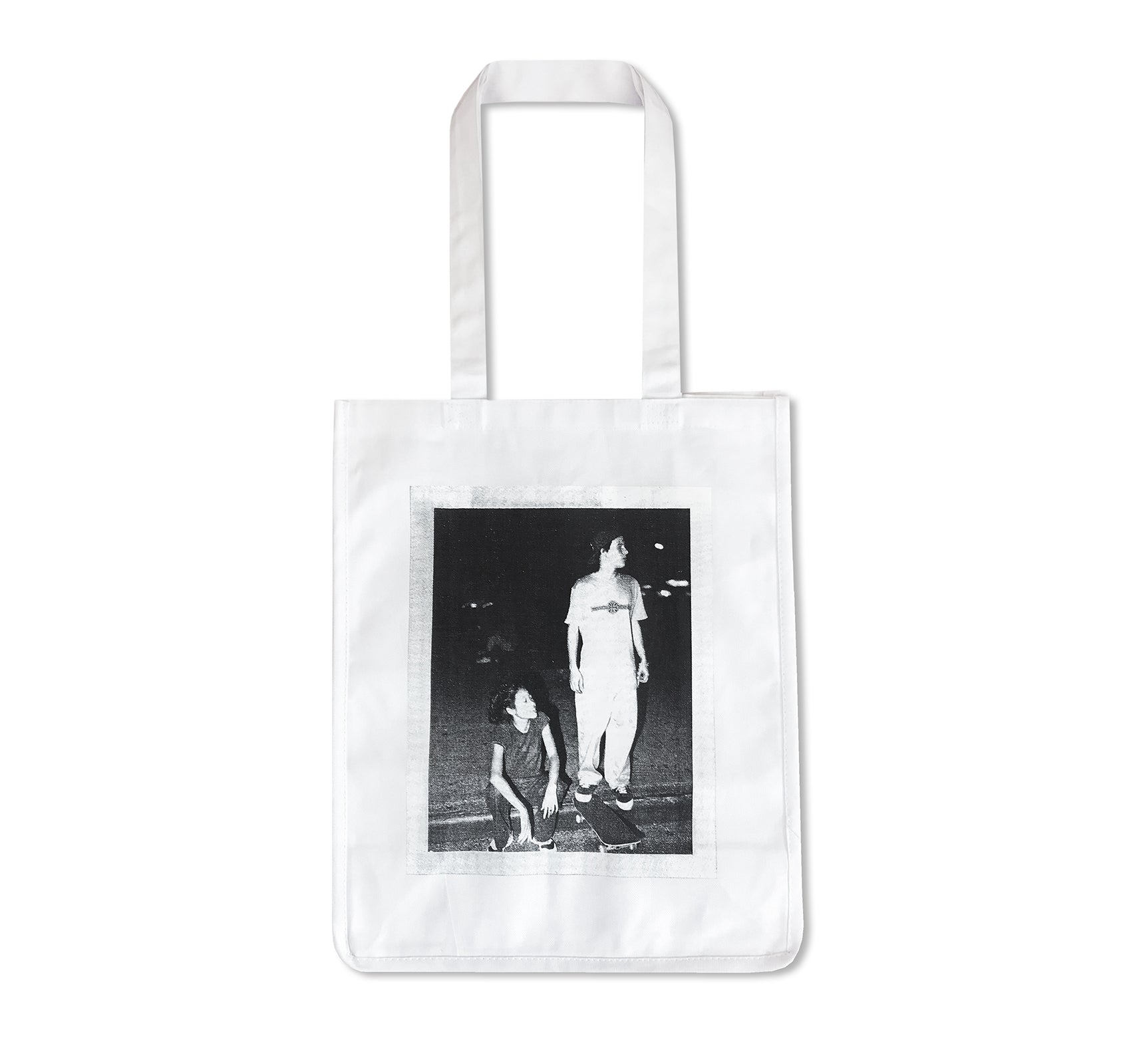 POLAROIDS 92-95 (NY) TOTE BAG by Ari Marcopoulos