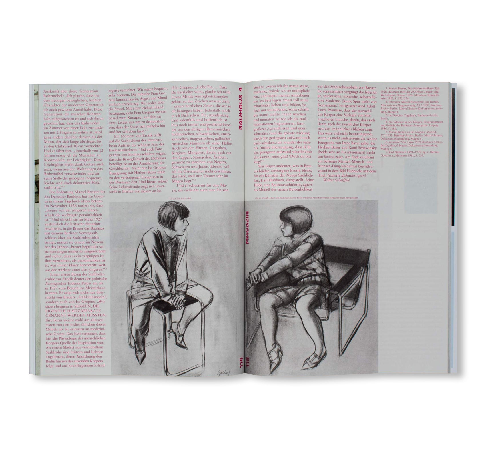 PHOTO - BAUHAUS 4. The Bauhaus Dessau Foundation's Magazine by Stiftung Bauhaus Dessau
