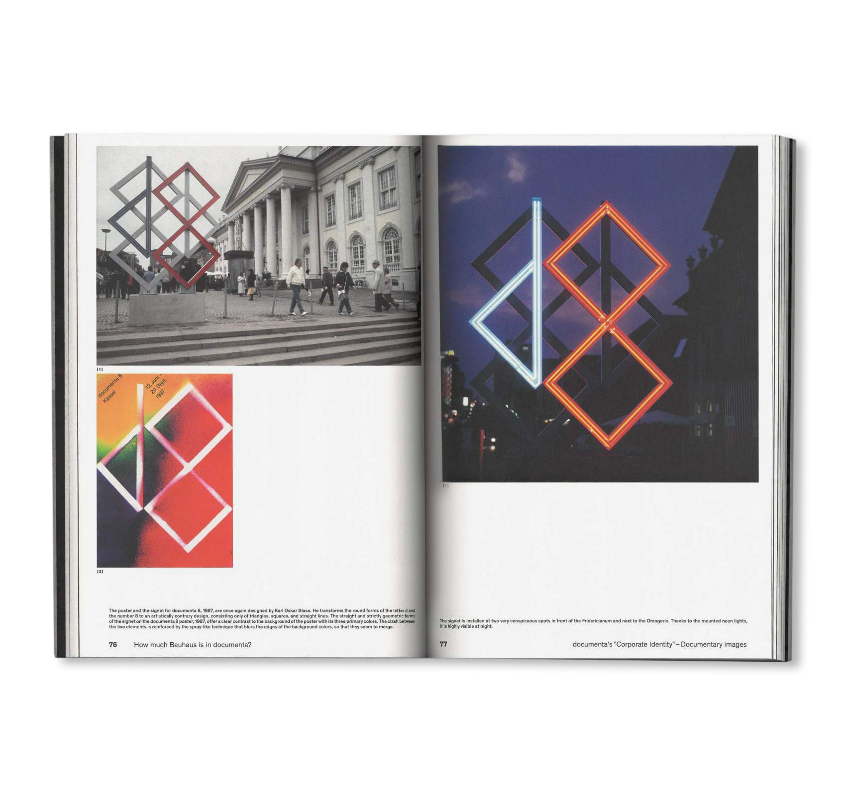 BAUHAUS / DOCUMENTA. VISION AND BRAND [ENGLISH EDITION]