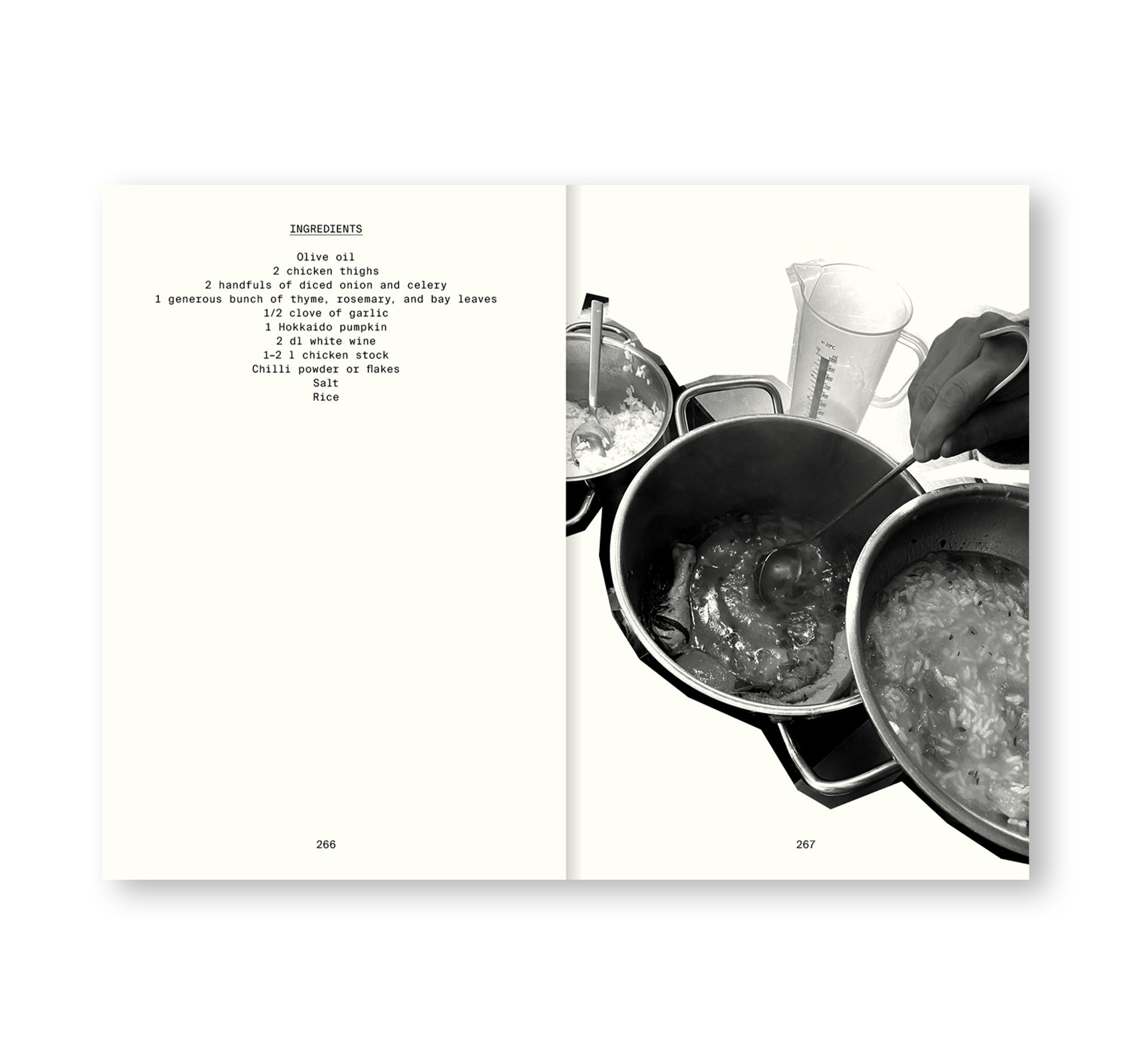 ALL THE STUFF WE COOKED: 49 RECIPES by Frederik Bille Brahe, Masanao Hirayama